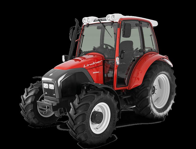lindner tractor